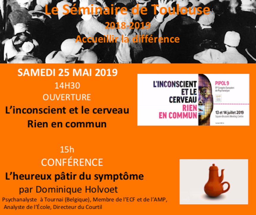 conférence D.Holvoet